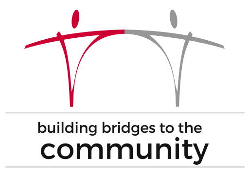 Building Bridges to the Community logo